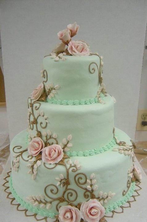 Touche Touchet Bakery Columbia MD Wedding Cakes 6 Pinterest