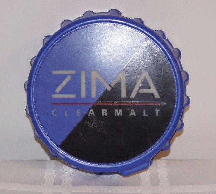 ZIMA BEER SIGN
