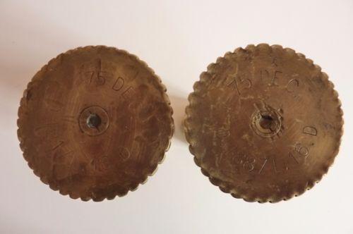 Anciens-Vases-Travail-de-Poilus-de-Tranchees-en-cuivre