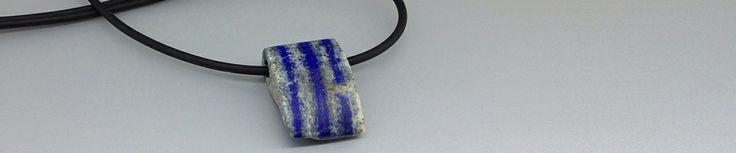 Striped Lapis Lazuli