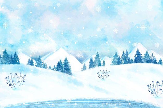 Download Snowy Winter Landscape Wallpaper For Free Winter Landscape Landscape Wallpaper Winter Wallpaper