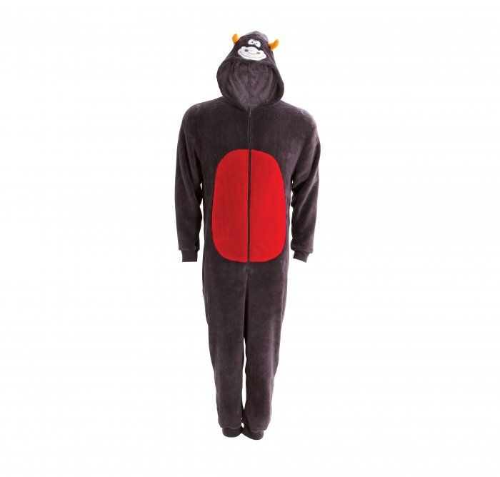 You're not really going to be scaring anyone in this monster onesie S-XXL. Then again, why would you want to?