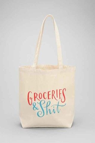 Emily McDowell Grocery Bag - Urban Out