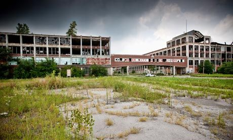 Detroit's decline is a distinctively capitalist failure  The auto industry Big Three were loyal only to shareholders, not the people of Detroit. The city was gutted by that social choice
