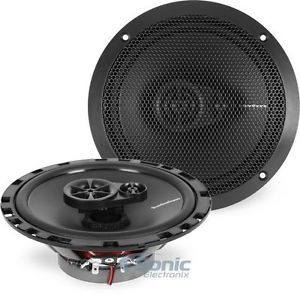 Buy NEW! Rockford Fosgate R165X3 180W 6.5 3-Way Prime Coaxial Car Stereo Speakers