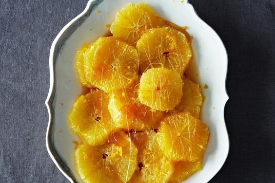 Chilled Oranges in Rum-Caramel Syrup recipe on Food52.com
