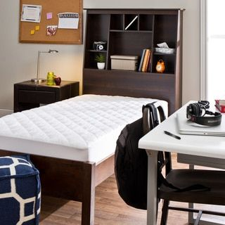 Top Product Reviews for Tommy Bahama Triple Protection Stain Release Waterproof Dorm Ready Twin XL Mattress Pad - Overstock.com - Mobile