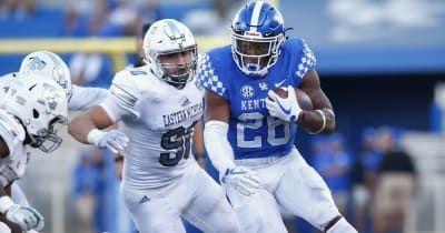 Kentucky football: Wildcats admit to playing down to competition after Eastern Michigan game