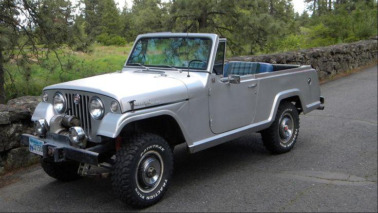 jeep commando  | 1968 Jeep Commando - Spokane, WA owned by JPthingToo Page:1 at ...