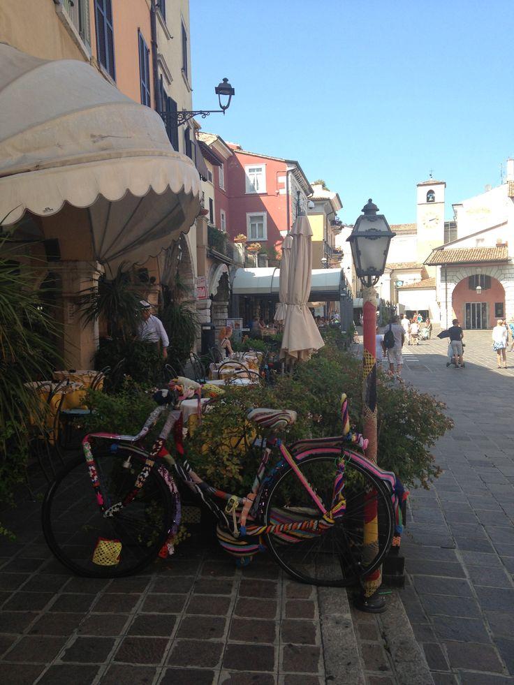 Bicicletta per l'inverno - Italia