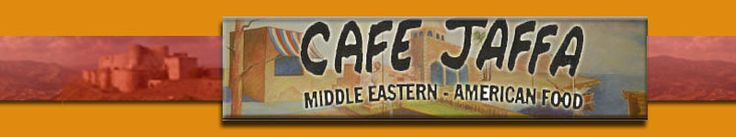 Cafe Jaffa - 48 Gloucester Street between Boylston and Newbury streets, Back Bay
