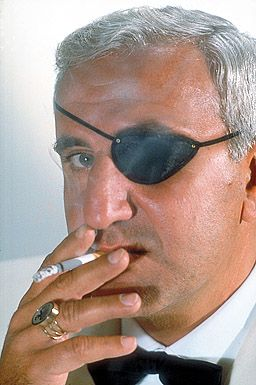 Photo Gallery: The Best TV and Movie Characters with Eye Patches