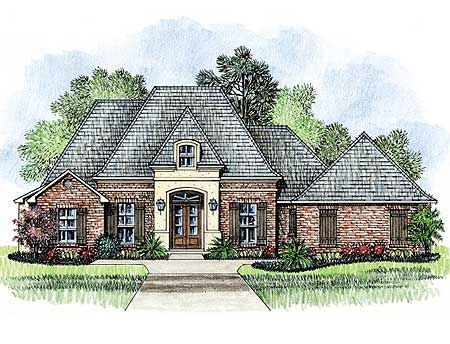 32 best images about house ideas on pinterest house for Acadian country house plans