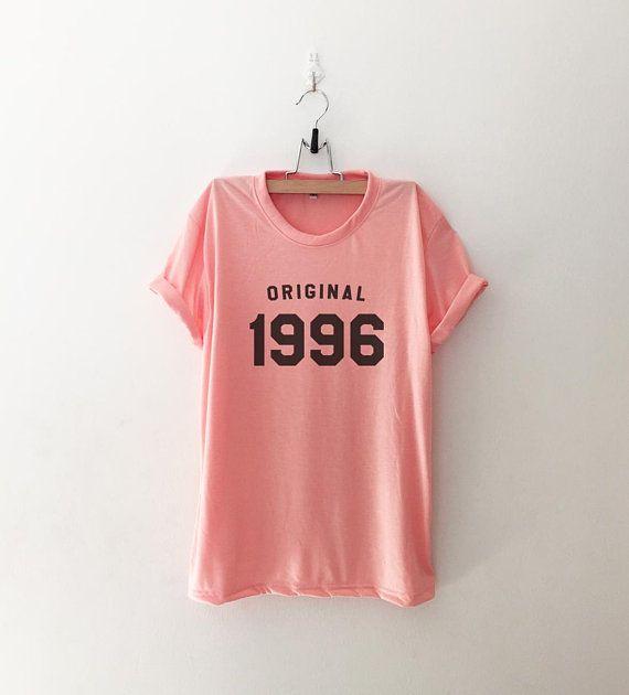 1997 shirt women graphic tee vintage 22nd birthday gift for her birthday shirts womens tshirts gifts women cute ladies top