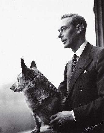 King George VI in 1949
