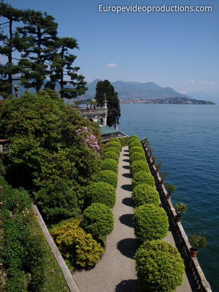 Lake Maggiore in Italy