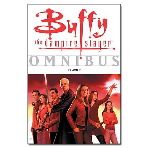 39 best buffy stuff images on pinterest buffy the vampire slayer buffy the vampire slayer omnibus volume 7 graphic novel fandeluxe Document