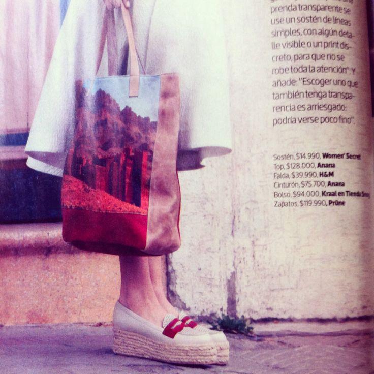 Bolso Kraal Bags en @tienda etsy Snog #RevistaMujer