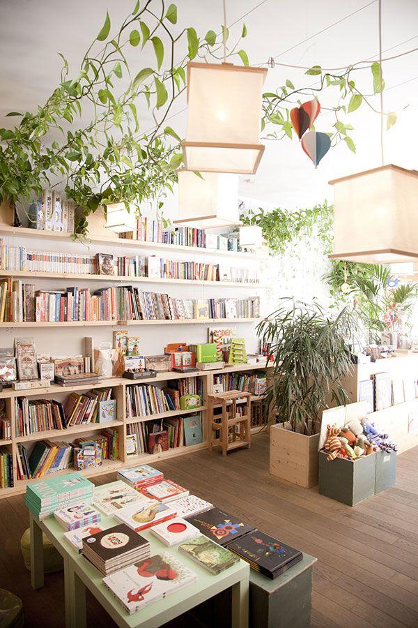 Radice Labirinto, libreria per l'infanzia - Madori design