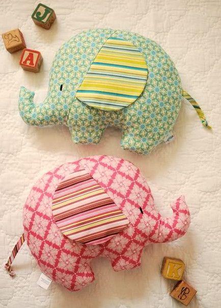 Подушки игрушки своими руками.