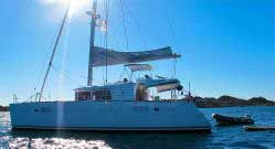 Lagoon 450 Catamaran for Sale