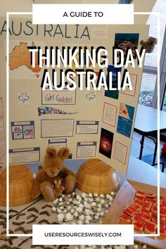Australia is rich in ideas for troops looking for Thinking Day ideas. From aborigines to Olympics in Sydney, there's plenty to explore. Girl Guides Australia celebrated the 100th anniversary …