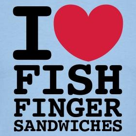 Doesn't everyone? #FishFingerSandwich Parties next weekend!