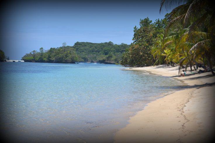 Polo Beach, Bastimentos Island, Bocas del Toro, Panama