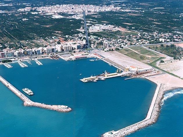 Puerto deportivo burriana castell n castell n valencia - Puerto burriana ...