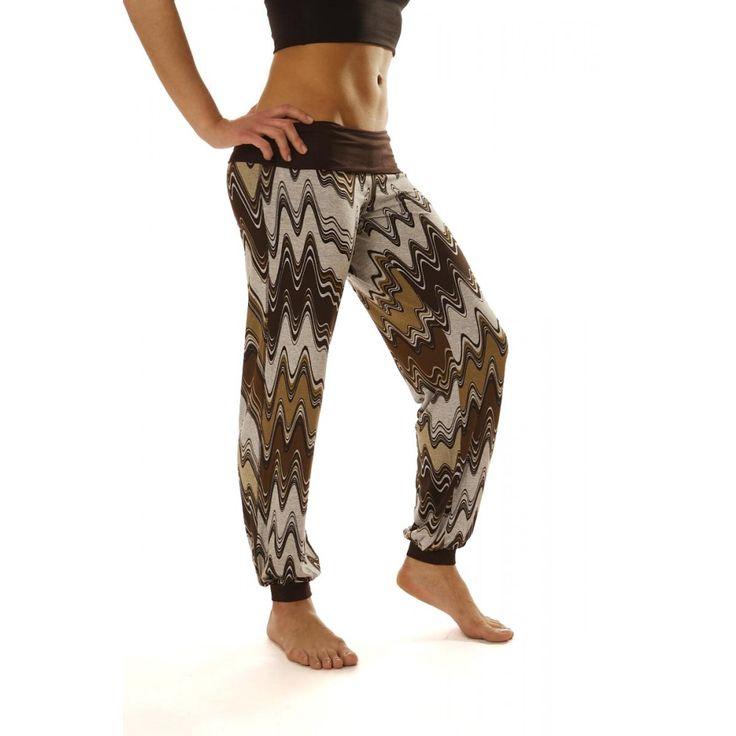 Yogin Brown Chill Pants: 9.900 Ft