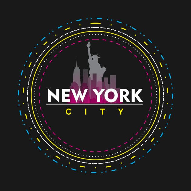Check out this awesome 'New+York+City' design on @TeePublic!