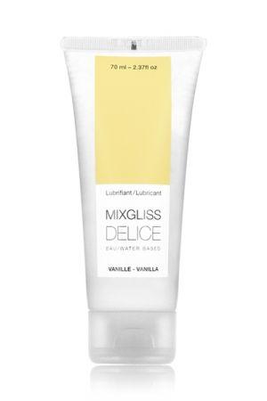 Lubrifiant Mixgliss Délice Parfum Vanille 70ml
