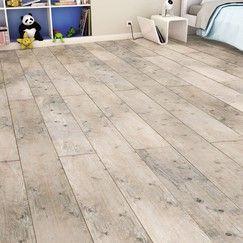 Le parquet stratifié remporte un vif succès, et l'effet bois habillera parfaitement vos pièces à vivre.