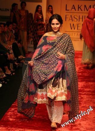 Anarkali Dresses and Saree Collection by Designer Sabyasachi Mukherjee