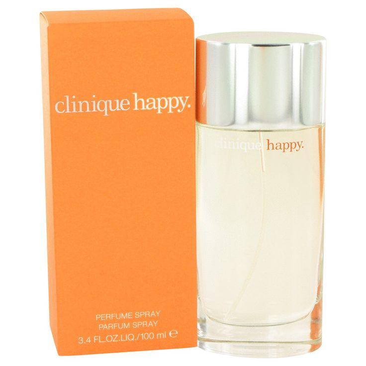 Happy 3.4 oz Eau De Parfum Spray