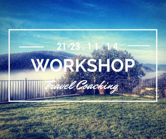 21-23 Novembre Workshop Travel Coaching all'Eremito Umbria - Viaggiare da Soli |