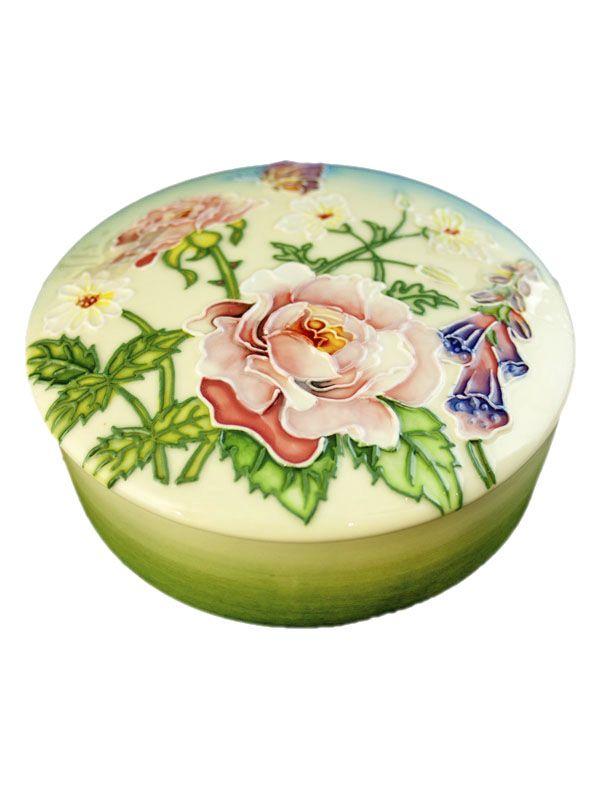 Шкатулка «Цветущий сад»