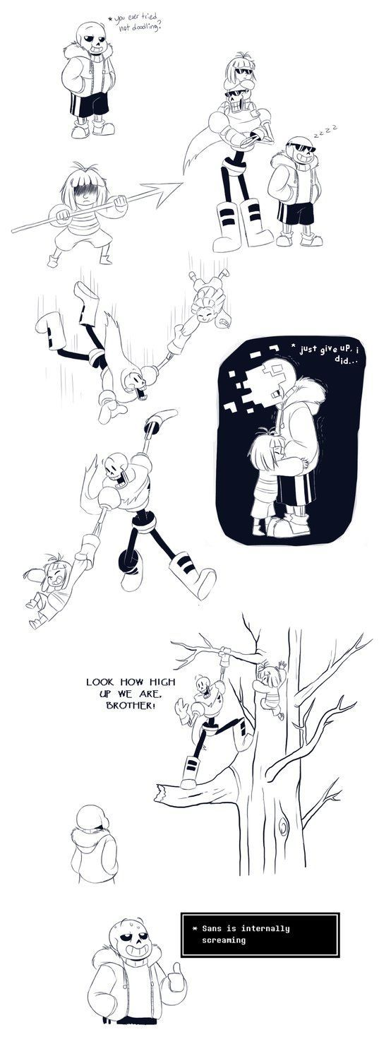 Undertale - I can't stop doodling by TC-96.deviantart.com on @DeviantArt