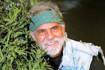 Lighting Up With Comedian, Activist, and Pothead Tommy Chong