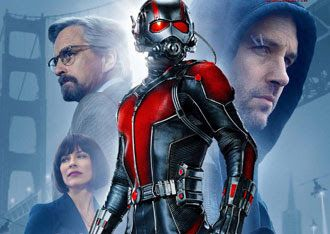 Online Business Operator: Marvel's 'Ant-Man' is smaller but still not fun si...