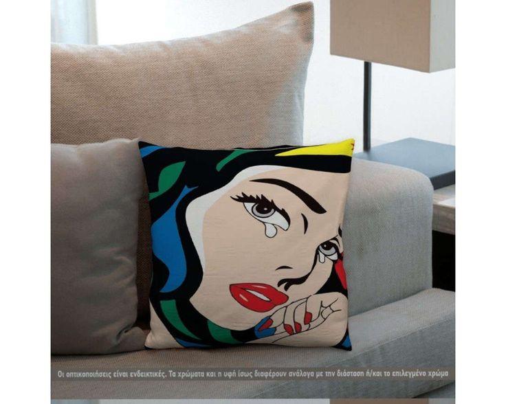 Wonder woman, διακοσμητικό μαξιλάρι pop art,9,90 €,https://www.stickit.gr/index.php?id_product=17851&controller=product