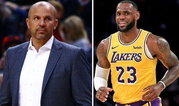 Lebron James Wants Jason Kidd As New Lakers Head Coach For One Main Reason Jason Kidd Lebron James Lakers
