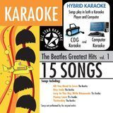 Karaoke: The Beatles Greatest Hits, Vol. 1 [2009] [CD]