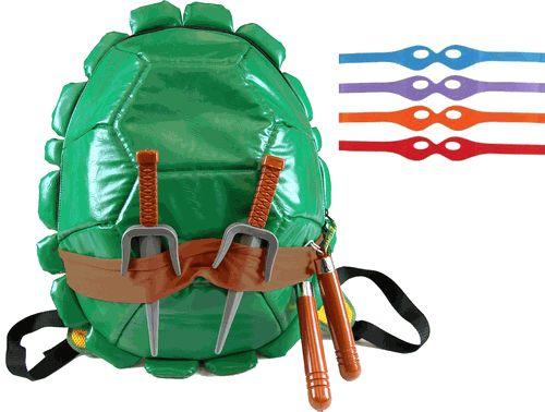 Ninja Turtle Back Pack