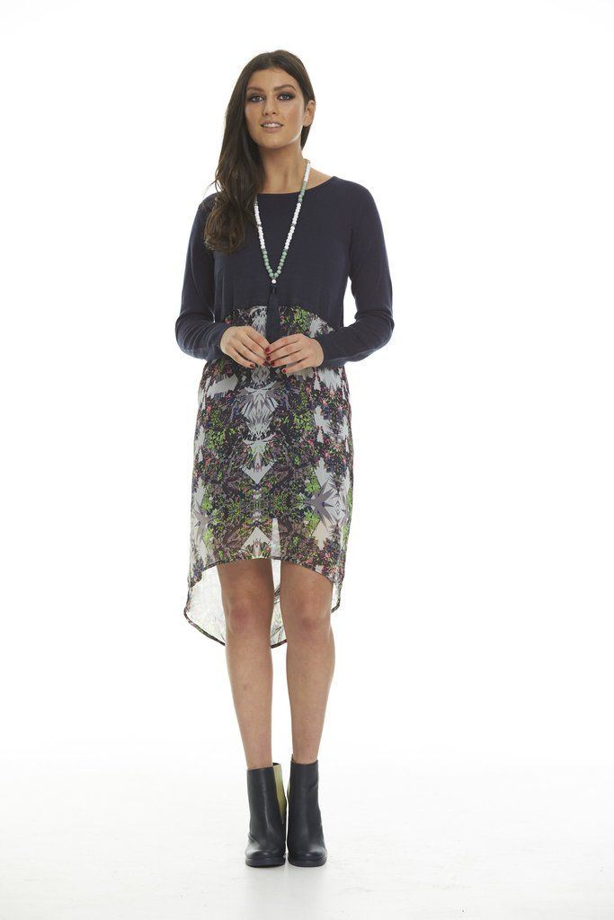 Augustine Lupe Knit Overdress