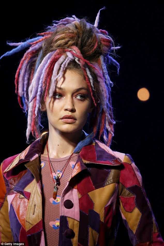 There were also cries of cultural appropriation when she wore dreadlocks during a Marc Jac...