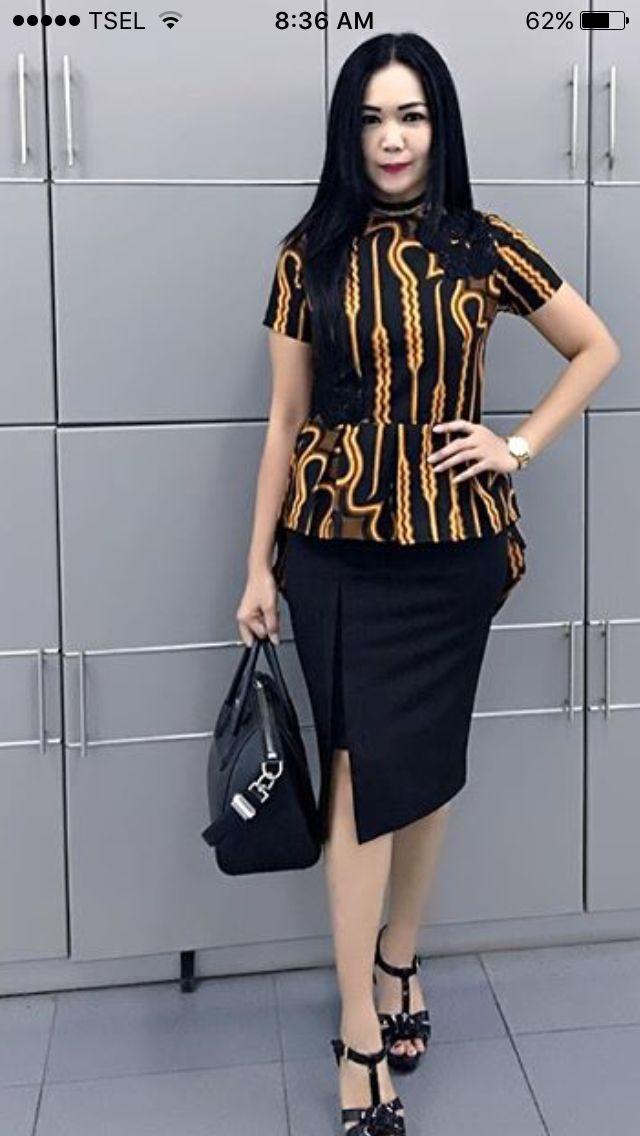 Gazelle Batik