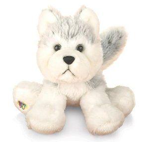 "Amazon.com : Webkinz 8.5"" Webkinz Husky : Plush Toys : Toys & Games"