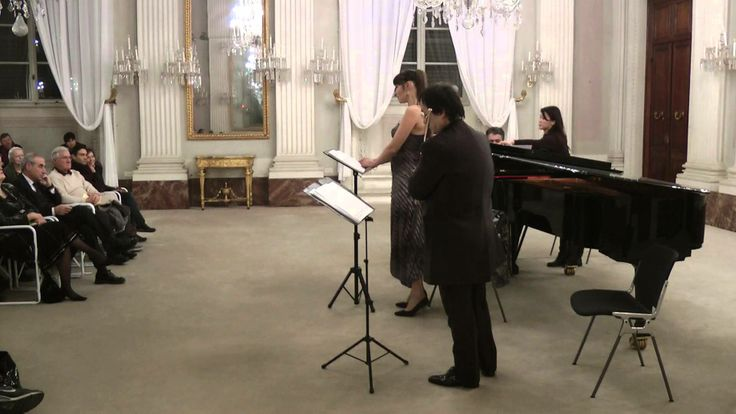 S.Rachmaninoff Vocalise - Boldyreva - Ferrarini - Sandiford