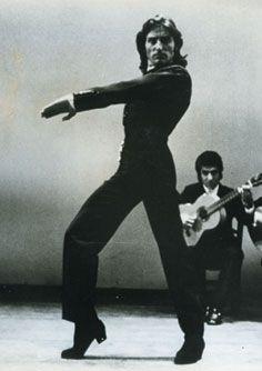 Antonio Gades bailarín n.en Elche (Alicante) en 1936+2004 España